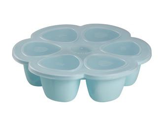Multi-dávkovač na jídlo 6x150ml modrý - Beaba