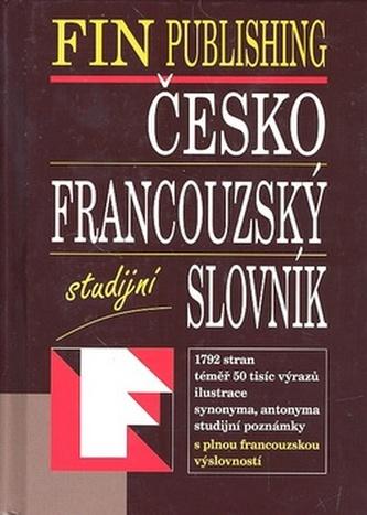 FIN Č-F slovník studijní