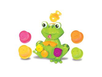 Žabák do koupele - Ludi, Regula