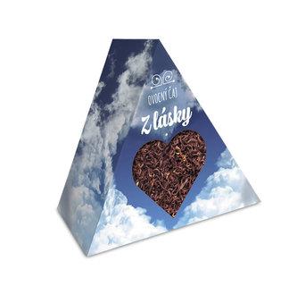 Krabička dárková Z lásky - ovocný čaj 50g