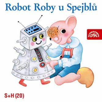 Robot Roby u Spejblů - CD
