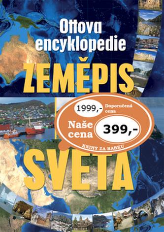 Ottova encyklopedie Zeměpis světa