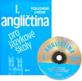 Poslechová cvičení k angličtině pro SŠ + CD 1.