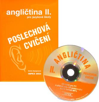 Poslechová cvičení k angličtině pro SŠ + CD 2.