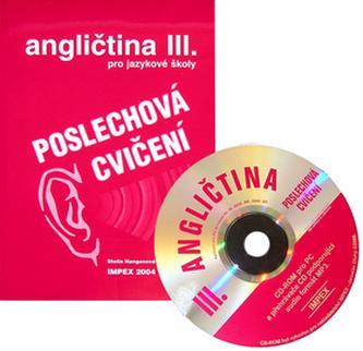 Poslechová cvičení k angličtině pro SŠ + CD 3.