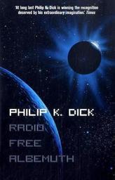 Radio Free Albemuth, Film Tie-In. Radio Freies Albemuth, englische Ausgabe