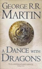 A Dance With Dragons. Das Lied von Eis und Feuer - Der Sohn des Greifen, englische Ausgabe. Das Lied von Eis und Feuer - Ein Tan