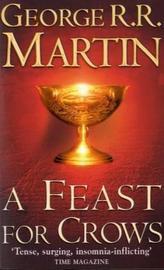 A Feast for Crows. Zeit der Krähen. Die dunkle Königin, englische Ausgabe