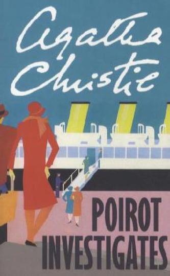 Poirot Investigates. Hercule Poirot rechnet ab, englische Ausgabe - Agatha Christie