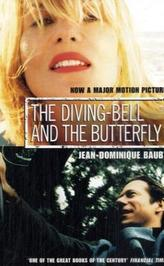 The Diving-Bell and the Butterfly, Film Tie-In. Schmetterling und Taucherglocke, englische Ausgabe