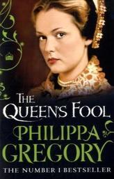 The Queen's Fool. Die Hofnärrin, englische Ausgabe
