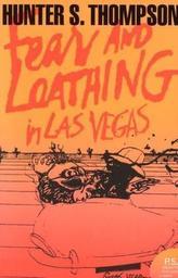 Fear and Loathing in Las Vegas. Angst und Schrecken in Las Vegas, englische Ausgabe