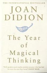 The Year Of Magical Thinking. Das Jahr magischen Denkens, englische Ausgabe