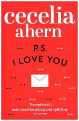 PS, I Love You,. P.S. Ich liebe Dich, englische Ausgabe
