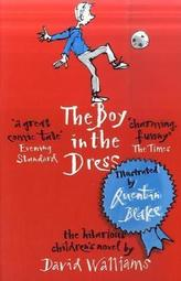 The Boy in the Dress. Kicker im Kleid, englische Ausgabe
