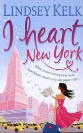 I Heart New York. Verliebt, verlobt, Versace, englische Ausgabe
