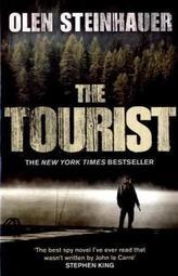 The Tourist. Der Tourist, englische Ausgabe