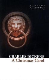 A Christmas Carol. Ein Weihnachtsmärchen, englische Ausgabe
