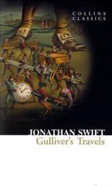 Gulliver's Travels. Gullivers Reisen, englische Ausgabe