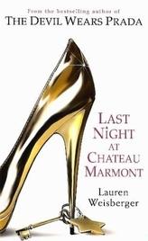 Last Night at Chateau Marmont. Champagner und Stilettos, englische Ausgabe
