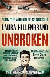 Unbroken, English edition. Unbeugsam, englische Ausgabe