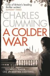 A Colder War. Das Istanbul-Komplott, englische Ausgabe