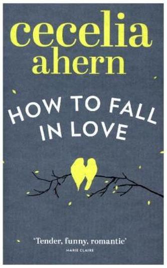How to Fall in Love. Die Liebe deines Lebens, englische Ausgabe - Cecelia Ahern