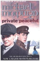 Private Peaceful. Mein Bruder Charlie, English edition
