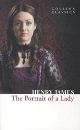 The Portrait of a Lady. Bildnis einer Dame, englische Ausgabe