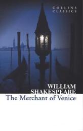 The Merchant Of Venice. Der Kaufmann von Venedig, englische Ausgabe