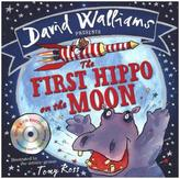 First Hippo on the Moon, w. Audio-CD