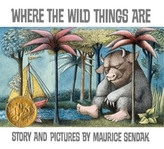 Where the Wild Things Are. Wo die wilden Kerle wohnen, engl. Ausgabe