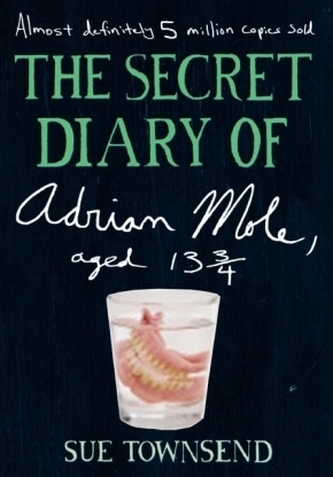 The Secret Diary of Adrian Mole, Aged 13 3/4. Das geheime Tagebuch des Adrian Mole, 13 3/4 Jahre alt, englische Ausgabe - Sue Townsend