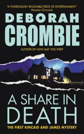 A Share in Death. Das Hotel im Moor, englische Ausgabe