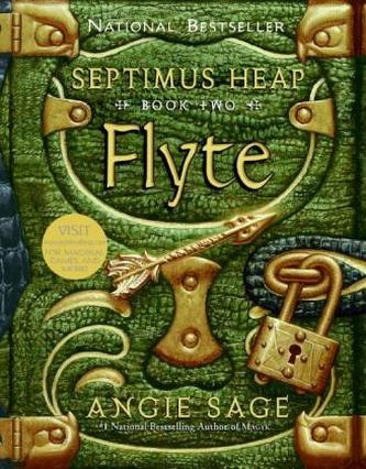 Septimus Heap - Flyte, English edition - Sage, Angie
