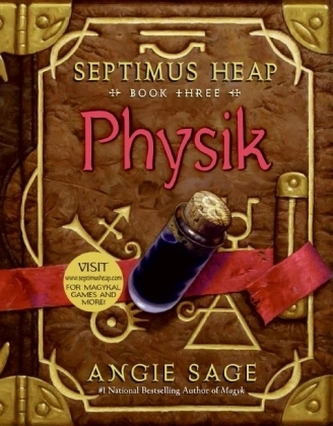 Septimus Heap - Physik, English edition - Sage, Angie