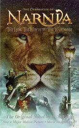 The Lion, the Witch and the Wardrobe, Movie Tie-in. Der König von Narnia, englische Ausgabe