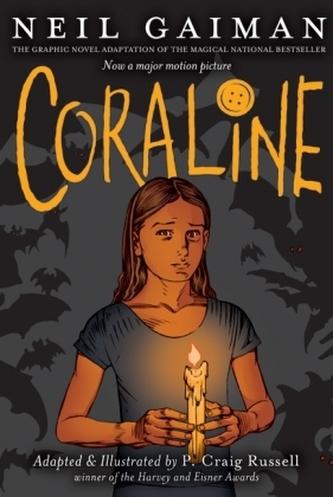Coraline, The Graphic Novel - Neil Gaiman