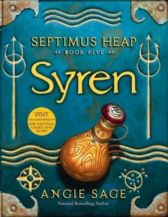 Septimus Heap - Syren - Sage, Angie
