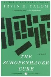 The Schopenhauer Cure. Die Schopenhauer-Kur, englische Ausgabe