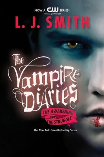 Vampire Diaries. Books.1+2 - Smith, Lisa J.