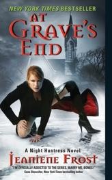 At Grave's End. Gefährtin der Dämmerung, englische Ausgabe