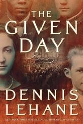 The Given Day. Im Aufruhr jener Tage, englische Ausgabe