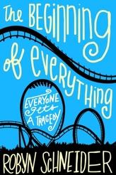 The Beginning of Everything. Mein wahrhaft wirkliches Leben davor und danach, englische Ausgabe