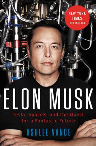 Elon Musk - Vance, Ashlee