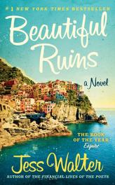Beautiful Ruins (international edition). Schöne Ruinen, englische Ausgabe