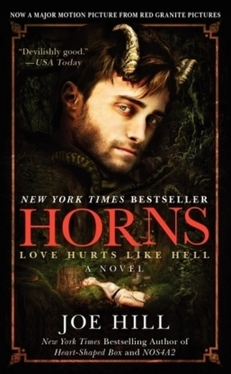 Horns Movie Tie-in Edition. Teufelszeug, englische Ausgabe - Joe Hill
