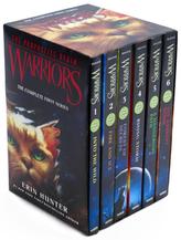 Warriors, 6 Vols.