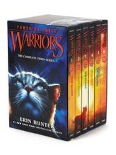 Warriors, Power of Three Warriors, The Sight / Warriors, Power of Three Warriors, Dark River / Warriors, Power of Three Warriors