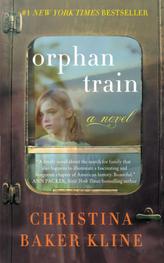 Orphan Train. Der Zug der Waisen, englische Ausgabe
